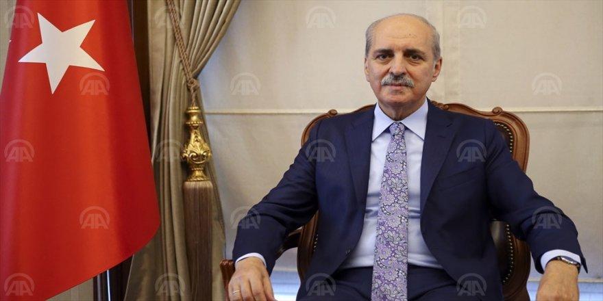 AK Parti Genel Başkanvekili Kurtulmuş: Bu savaşı biz kazanacağız