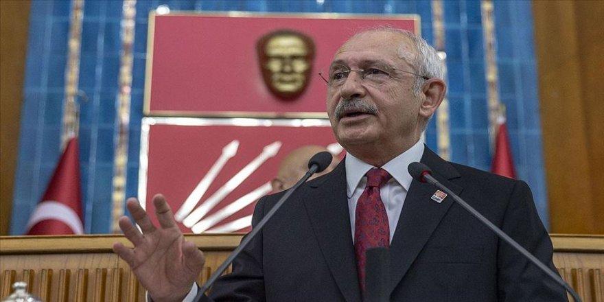CHP Genel Başkanı Kılıçdaroğlu: Türkiye Cumhuriyeti Devletini hiçbir güç tehdit edemez