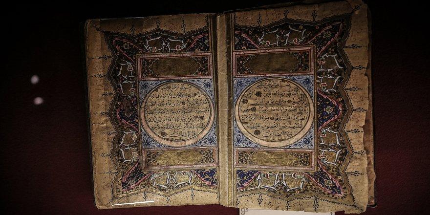 Tarihi medrese el yazması eserlere ev sahipliği yapıyor