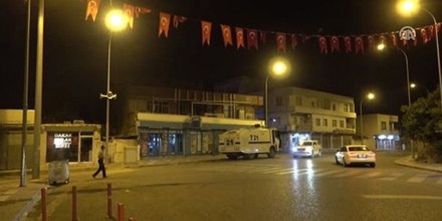 Barış Pınarı Harekatı başladı! Belediye hoparlörlerinden mehter marşı çalındı