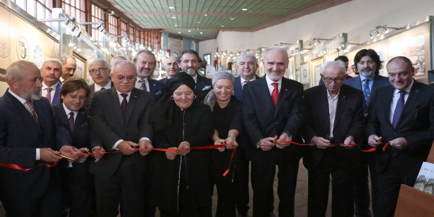 'Seyr-i Ahenk' sergisi açıldı