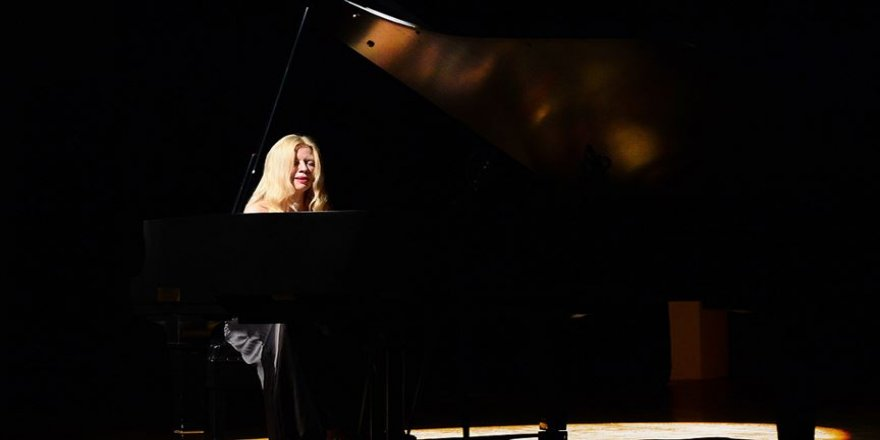 Valentina Lisitsa İstanbul Resitallerinde sahne alacak