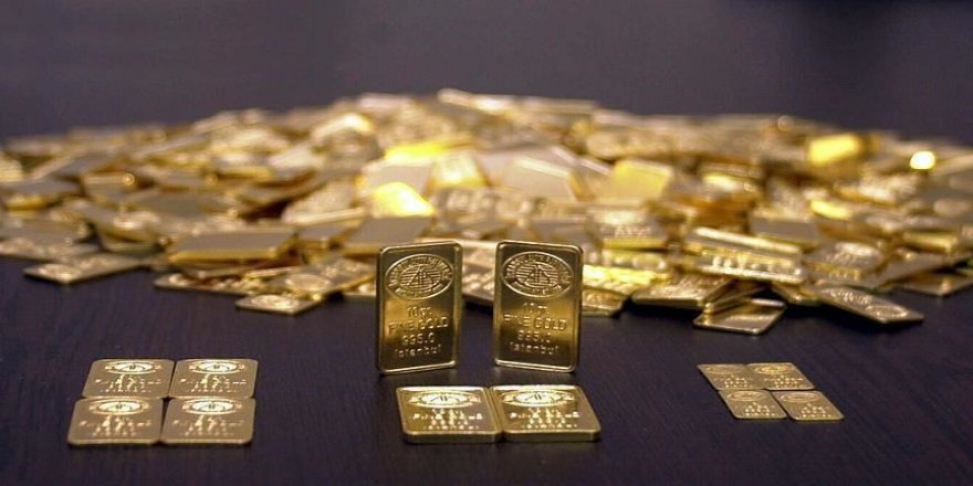 Gram altın 282 lira seviyelerinde