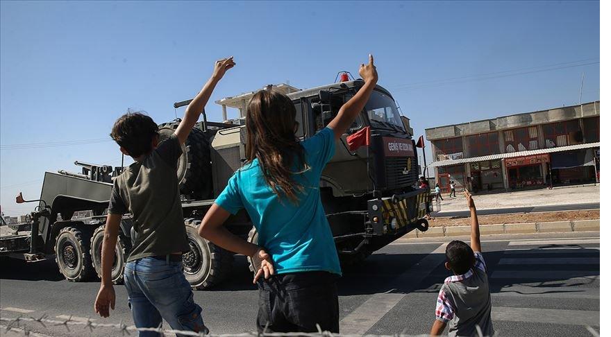 Suriye İslam Konseyi'nden Barış Pınarı Harekatı'na destek