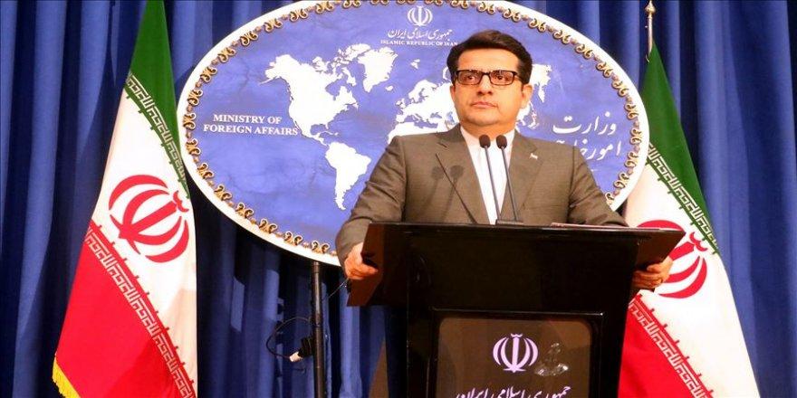 İran'dan 'tankerdeki patlamalar saldırı kaynaklı' açıklaması