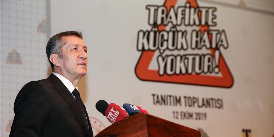 'Çocukların eğitimine yatırım arttıkça trafik bilinci gelişecek'