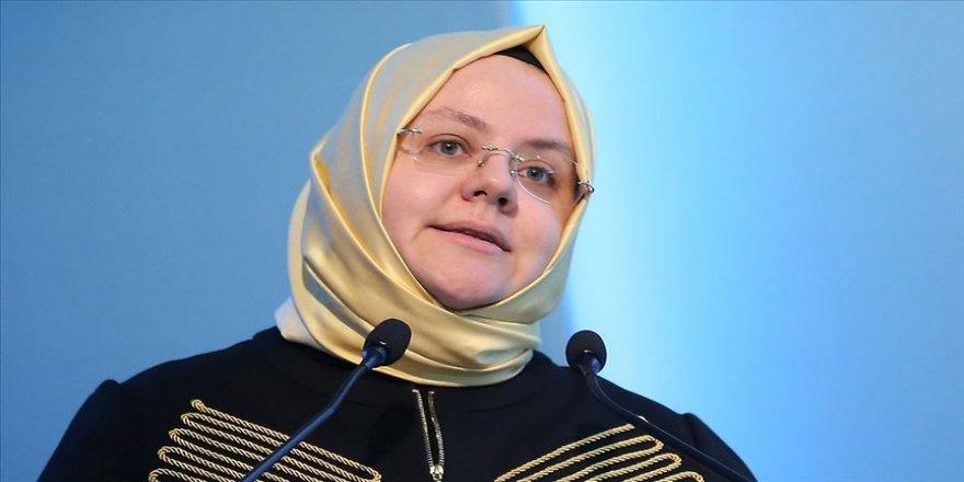 Bakan Selçuk: 10 bin 250 kadına aylık 650 lira mali destek sağlanacak
