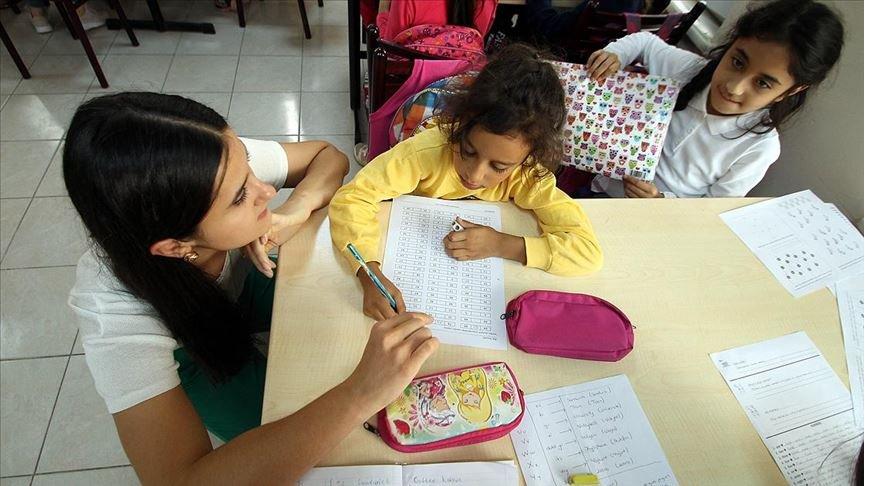 Roman çocuklar geleceğe hazırlanıyor