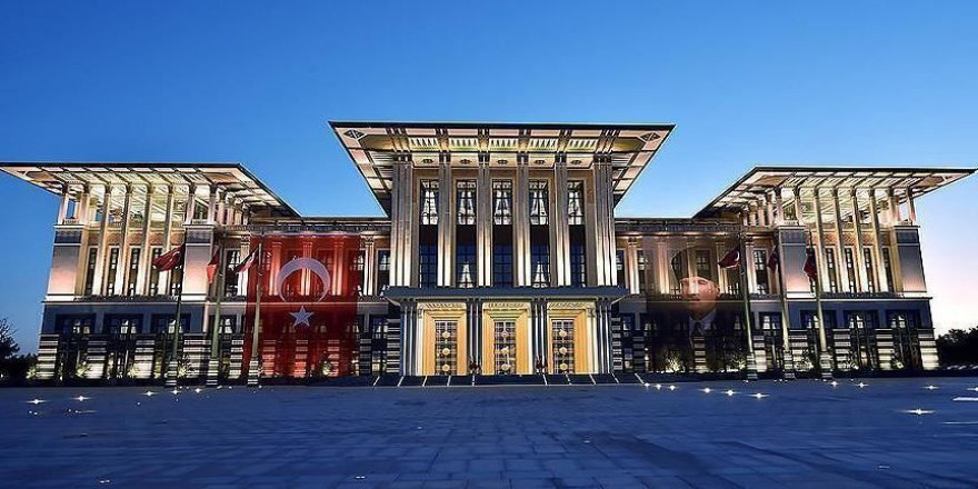 Cumhurbaşkanlığı Ankara'nın başkent oluşunun 96. yıl dönümü kutladı