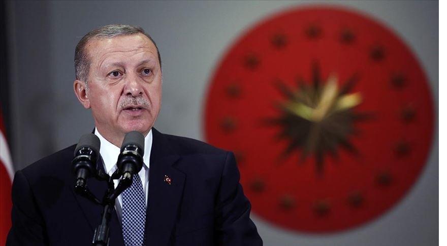 Erdoğan'dan şampiyon İbrahim Çolak'a kutlama