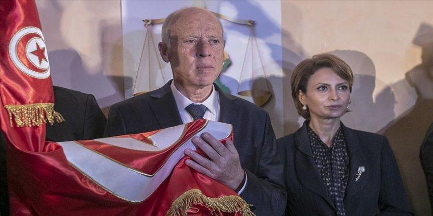Tunus'ta yeni Cumhurbaşkanı Kays Said'in ilk açıklamaları