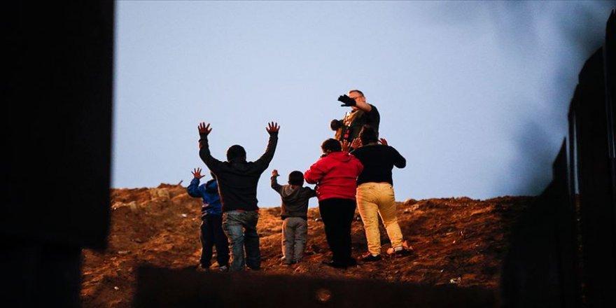 ABD'ye giden göçmenlere Meksika engeli