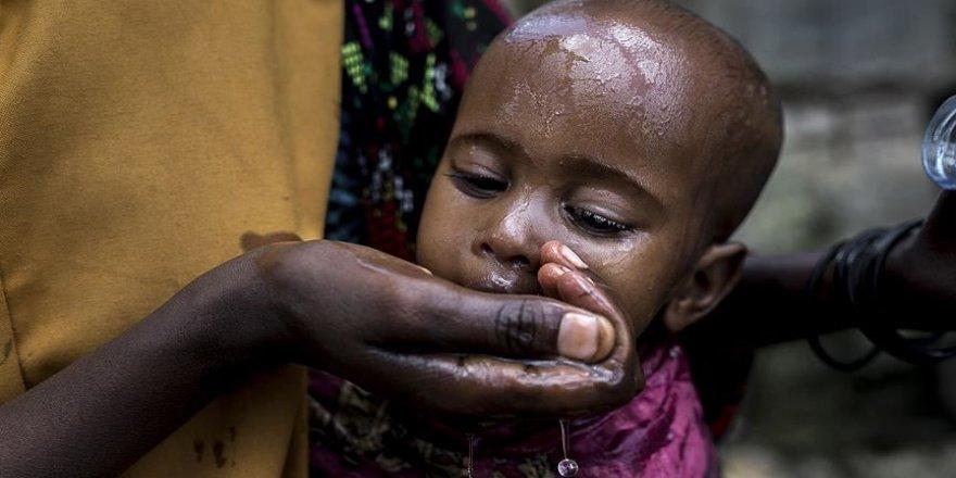 'İsraf olan gıdanın dörtte biriyle 820 milyon aç insanı doyurabilirsiniz'