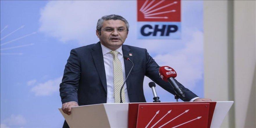 CHP Genel Başkan Yardımcısı Salıcı: Trump'ın attığı twitlere cevap vermek CHP'ye düşüyor