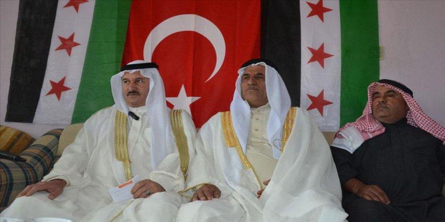 Türk halkı olmazsa bize kimse sahip çıkmaz'
