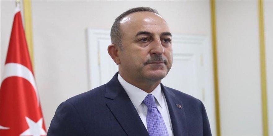 'Çavuşoğlu Barış Pınarı Harekatı ile ilgili TBMM'yi bilgilendirecek'
