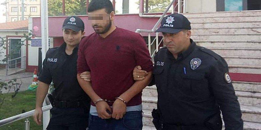Darıca'da baltalı soyguncu yakalandı