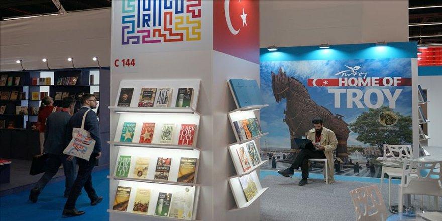 Türk yayıncılığı Frankfurt Kitap Fuarı'na renk katacak