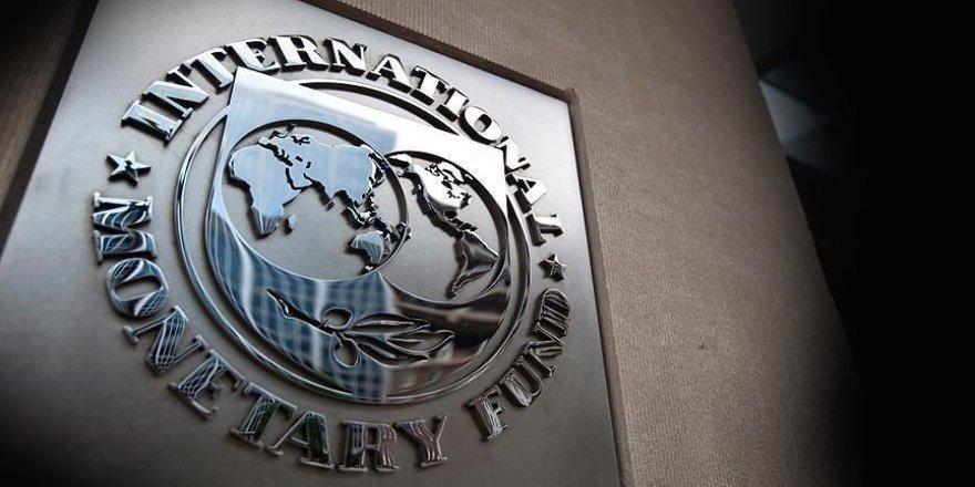 IMF küresel büyüme tahminlerini yeniden düşürdü