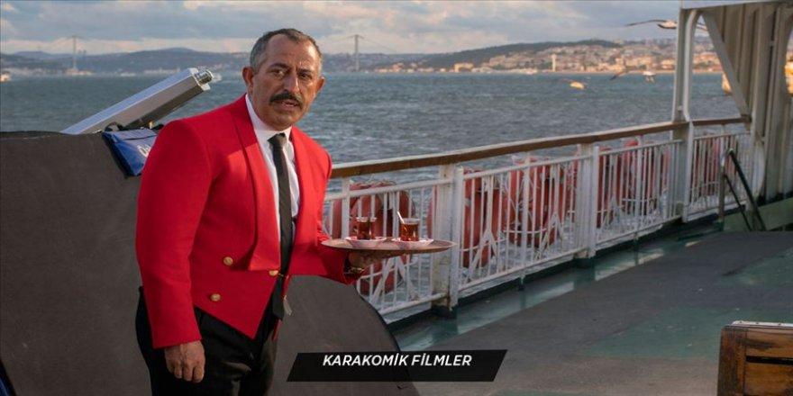 'Karakomik Filmler' izleyiciyle buluşuyor