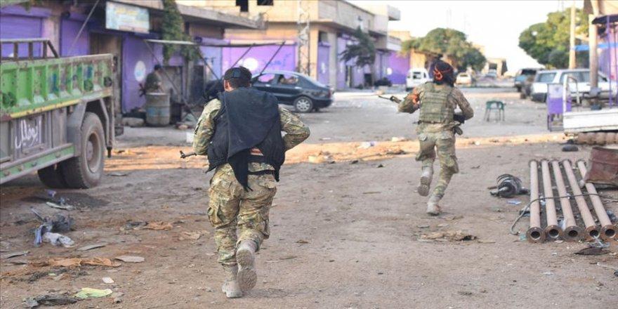 Suriye Milli Ordusu Barış Pınarı Harekatı'nda 64 şehit verdi