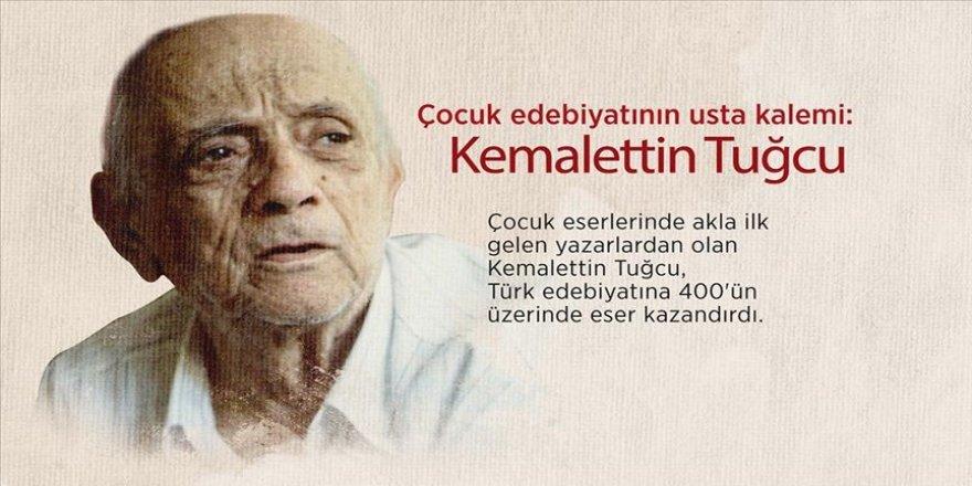 Kemalettin Tuğcu, hikayeleriyle tüm Türkiye'yi büyüledi'