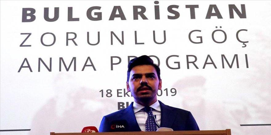 Bulgaristan'dan Zorunlu Göçün 30'uncu Yılı Anma Programı