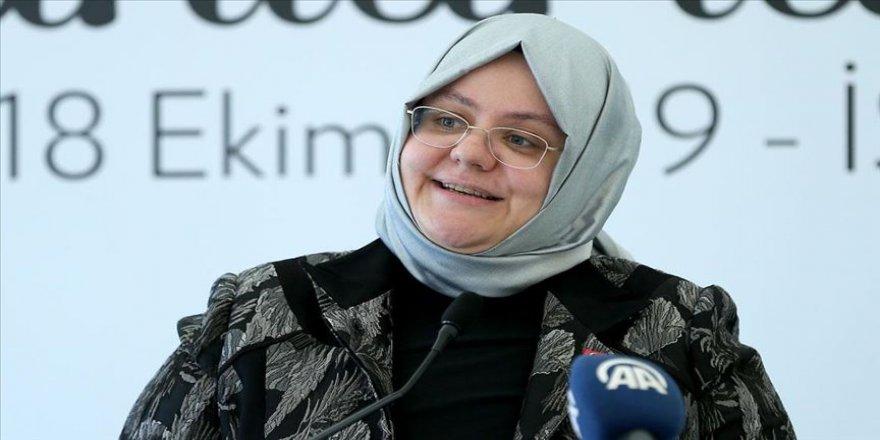 'Türkiye'deki 50 bin 157 muhtardan bin 86'sı kadın'