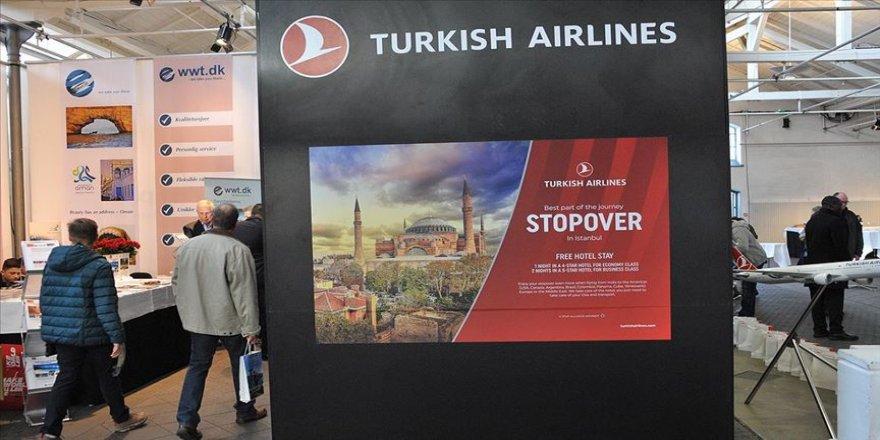 THY'den Danimarka'da 'Stopover' ile İstanbul tanıtımı