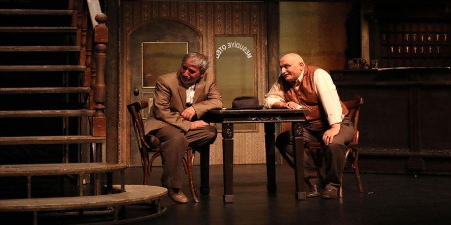 'Reis Bey' Zeytinburnu'nda sahnelendi