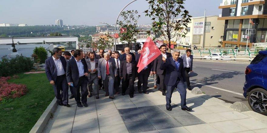 Yeniden Refah Rartisi,birçok mahallede kuruluşunu tamamladı