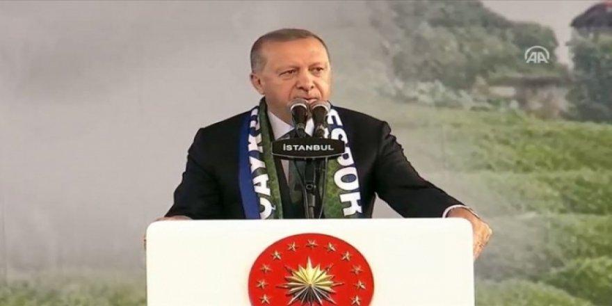 Erdoğan açıkladı ! Sigara haramdır