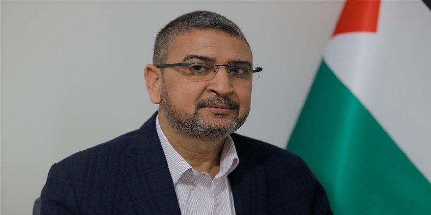 Hamas Sözcüsü Zuhri: Filistin ve Arap toplumları Türkiye'nin yanındadır