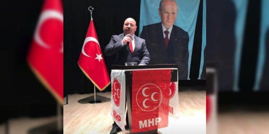 MHP Darıca ilçe başkanı kendini vurdu