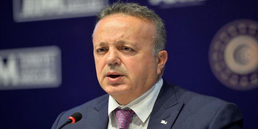 TİM Başkanı Gülle: Türkiye terör illetinden kurtulduğunda hedeflerini rahatlıkla yakalayacak