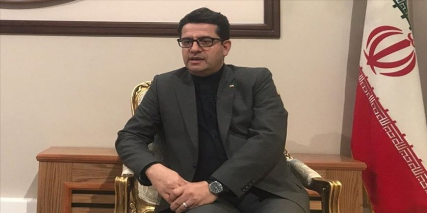 İran Dışişleri Bakanlığı Sözcüsü Musevi: İran Suriye'deki siyasi süreci tüm gücüyle desteklemektedir