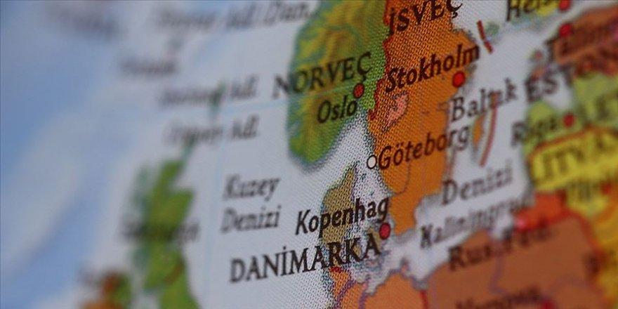 Norveç'te saldırganlar ambulans kaçırıp kalabalığın üzerine sürdü