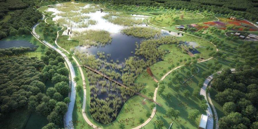 Ankara'daki ekolojik koridor 5 bölümden oluşacak