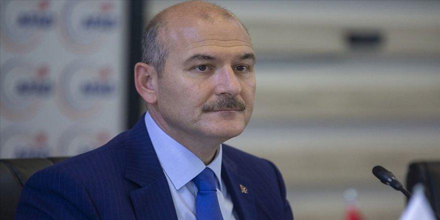 İçişleri Bakanı Soylu: Örgüte katılım sayısı 2018'de 136 kişi, bu yıl da şu ana kadar 101 kişidir