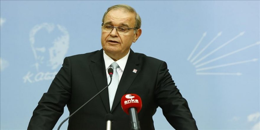 CHP yeni vergi paketi çalışmasını değerlendirdi