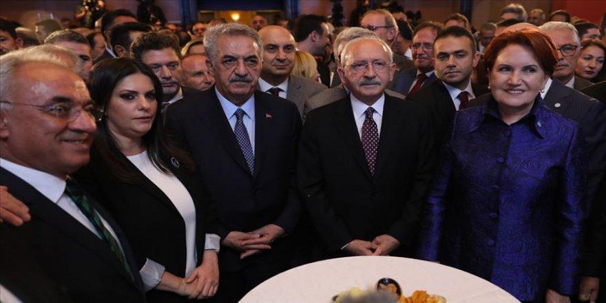 İYİ Parti'nin ikinci kuruluş yıl dönümü resepsiyon ile kutlandı