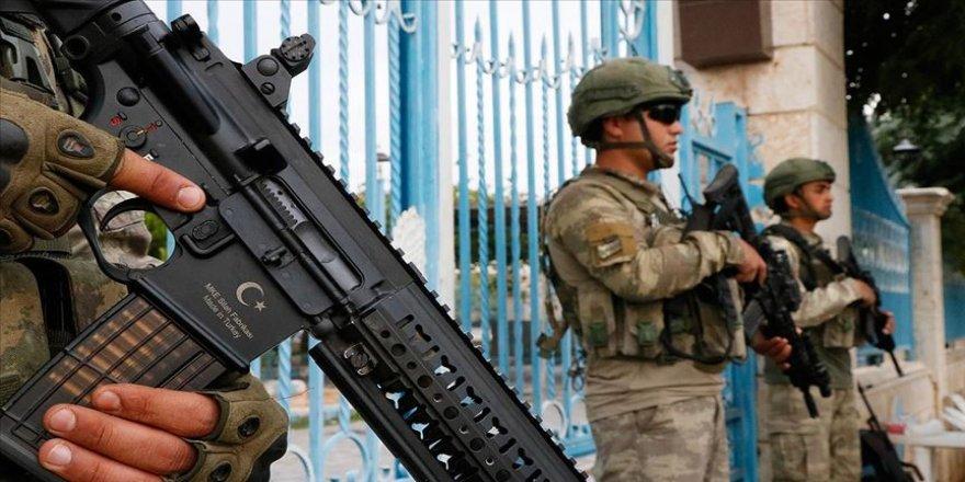 Tel Abyad'da terör saldırısı önlendi