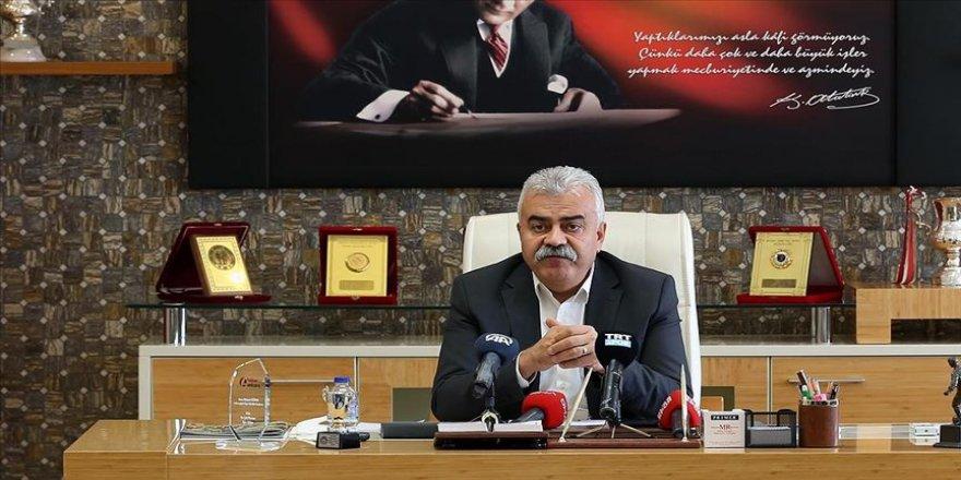 MKE Ankaragücü Başkan Vekili Akyüz: Tek sorumlu Yiğiner değil