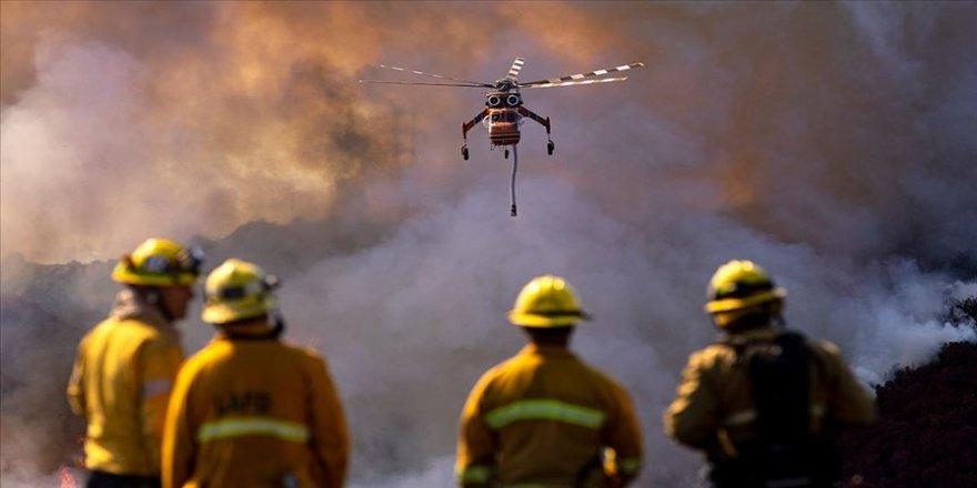 Kaliforniya'daki orman yangınları ABD'li ünlüleri de vurdu