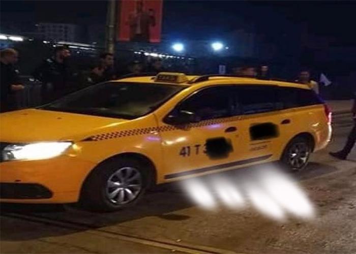 Gebze'li taksici cinayete kurban gitti