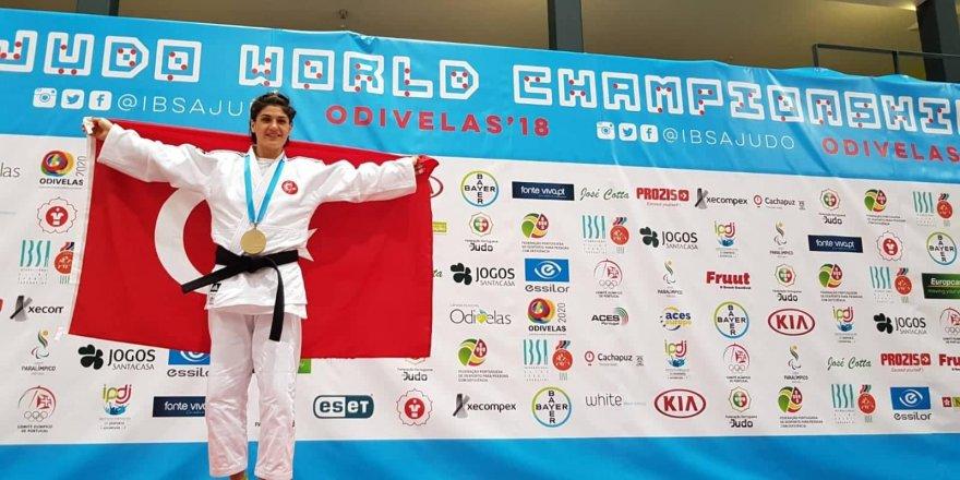 Judocular olimpiyat için hazırlandı