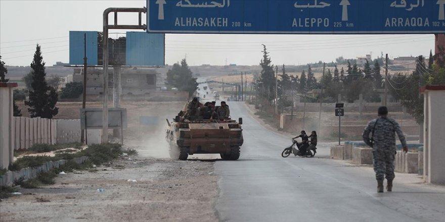Suriye Milli Ordusu terörle mücadelede 132 şehit verdi