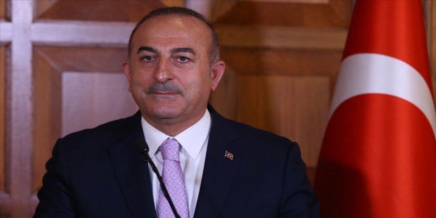 Çavuşoğlu: 30 kilometre derinliğe kadar tüm PKK/YPG teröristleri çıkarılacak