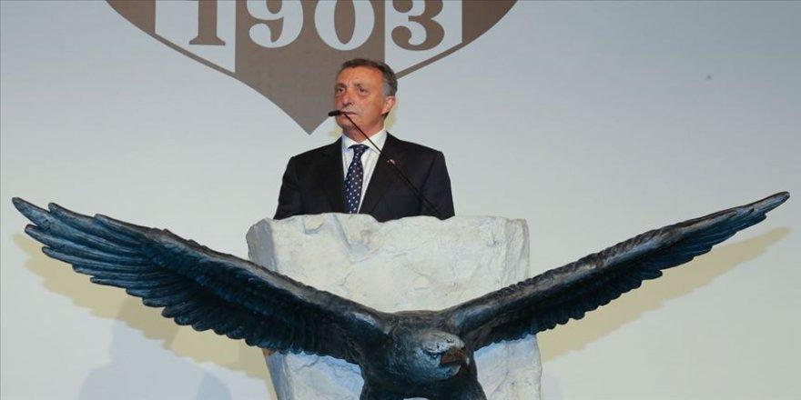 Beşiktaş Kulübü Başkanı Çebi'den eski yönetime tepki