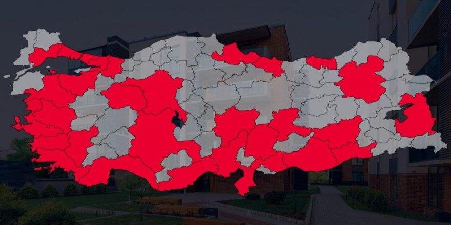 Yeni kanun Kocaeli'de 495 evi etkileyecek